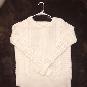 Women's large sweater